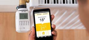 termostat de ambient, montaj termostat de ambient, inlocuire termostat de ambient, termostat de ambient wireless, instalatii termice