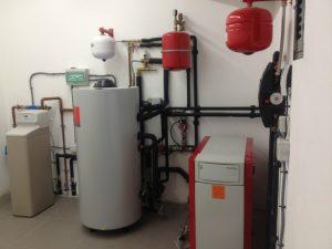 instalare centrala termica, Montare si intretinere centrale termice, centrale pe gaz, centrale electrice, centrale pe lemne, cazane pe lemne, montaj boiler electric/dependent de centrala